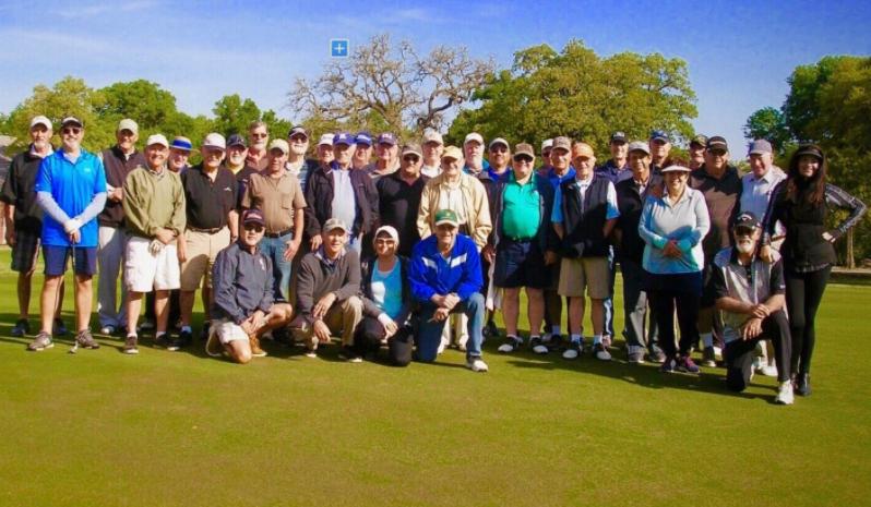 senior golf association